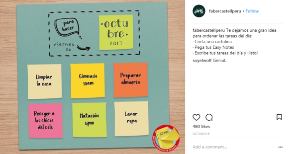 Engage-Faber-Castell-Instagram